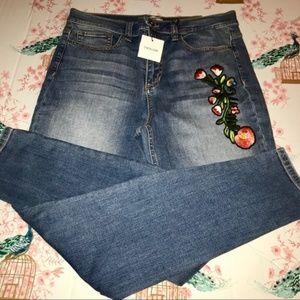 Sneak Peek Denim: High Rise Skinny Jeans NWT